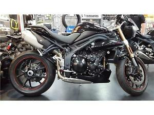 2015 Triumph Speed Triple ABS A1