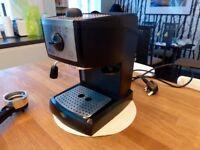 DeLonghi EC155 Coffee and Cappuccino Maker
