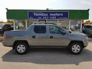 2009 Honda Ridgeline DX/FRESH SAFETY/CLEAN TITLE/4WD/REDUCED!