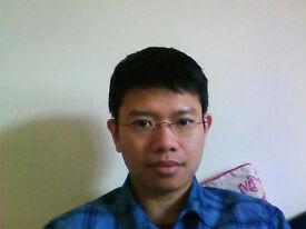Maths tutor in West London