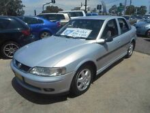 2000 Holden Vectra Jsii CD Silver 4 Speed Automatic Sedan Greenacre Bankstown Area Preview