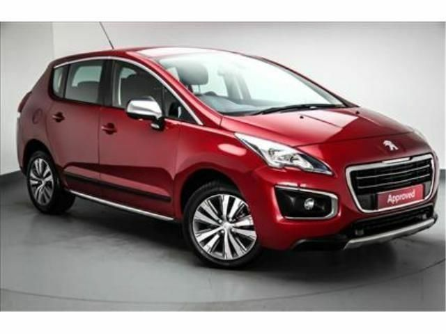 peugeot 3008 1 6 e hdi 115 fap active diesel automatic 2014 14 in wandsworth london gumtree. Black Bedroom Furniture Sets. Home Design Ideas