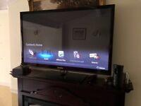 "Samsung Series 4 PS43E490B1K 43"" 3D HD Plasma Television"