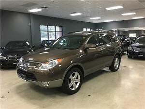2010 Hyundai Veracruz GLS 'AWD''LEATHER''ROOF''BLUETOOTH'' SUPER