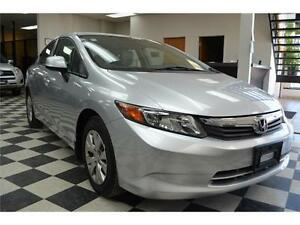 2012 Honda Civic LX - BLUETOOTH**KEYLESS ENTRY**CRUISE Kingston Kingston Area image 3