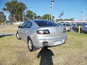 2007 Mazda 3 MAXX Silver 4 Speed Sequential Auto Sedan Maddington Gosnells Area Preview