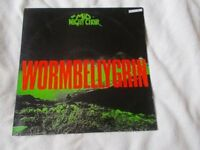 Vinyl LP Worm belly Grin The Mid Night Choir Native Records NTVLP 16 Stereo