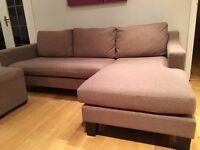 Dwell Ankara Reversible Left or Right Corner Sofa