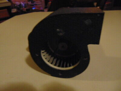 Eastern Air Devices 120 Volt Squirrel Cage Blower Fan J57-7cc-2 Rpm 3300