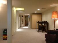 Quiet, Clean Fully Furnished Basement (Confederation/Hillcrest)