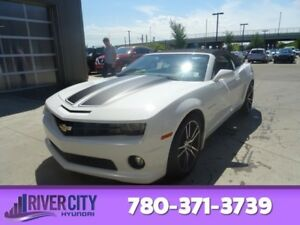 2011 Chevrolet Camaro SS CONVERTIBLE Accident Free,  Bluetooth,