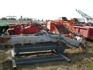 Grimme RLS 1500 Potato Harvester