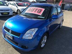 2006 Suzuki Swift EZ GLX Blue Automatic Hatchback Lansvale Liverpool Area Preview