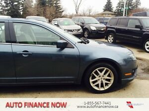 2012 Ford Fusion LEATHER LOADED RENT TO OWN $9/day CALL NOW Edmonton Edmonton Area image 6