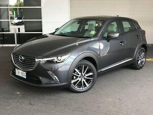2016 Mazda CX-3 DK2W7A Akari SKYACTIV-Drive Meteor Grey 6 Speed Sports Automatic Wagon West Hindmarsh Charles Sturt Area Preview