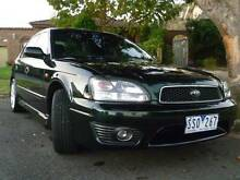 2001 Subaru Liberty Sedan RX 2.5 Bundoora Banyule Area Preview