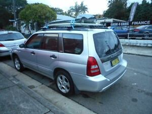 2002 Subaru Forester 2.5 XS Silver Automatic SUV Croydon Burwood Area Preview