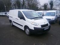 Peugeot Expert L2 1200 1.6 HDI 90bhp H1 Van DIESEL MANUAL WHITE (2014)