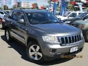2011 Jeep Grand Cherokee WK MY2012 Laredo Grey 5 Speed Sports Automatic Wagon Gepps Cross Port Adelaide Area Preview