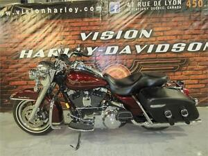 2008 FLHR ROAD KING Harley Davidson