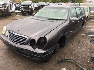 2001 Mercedes E320 wagon just in for parts at Pic N Save!