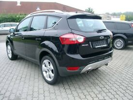 Ford kuga 2011 registered low miles clean