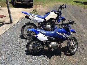 Ttr90 in queensland motorcycles gumtree australia free for Yamaha ttr 150 for sale