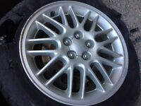 Wanted Rims and Rubber for Subaru Legacy 205/55R16 5x100 bolt