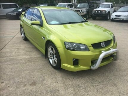 2008 Holden Commodore Green Sedan Hermit Park Townsville City Preview