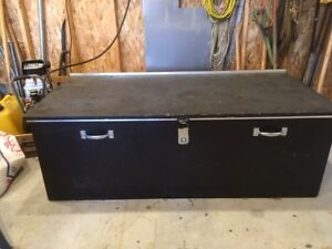 Plywood Tool Box for Truck Box