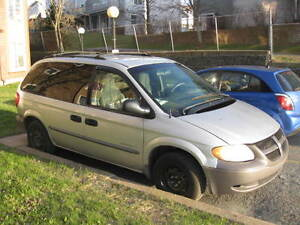 I'd Like To Purchase A Used Minivan - Around $1,000.