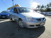 2006 Mitsubishi Lancer CH MY07 ES Silver 4 Speed Sports Automatic Wagon Yeerongpilly Brisbane South West Preview