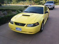 2003 Ford Mustang Coupe Automatic V6 - 3.8L