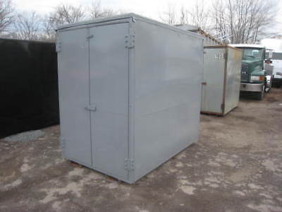 Steel Storage Containers 5 X 8 X 7 12