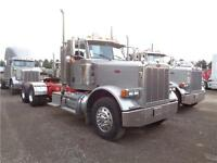 2007 PETERBILT 379 DAYCAB, REBUILT ENGINE WITH WARRANTY