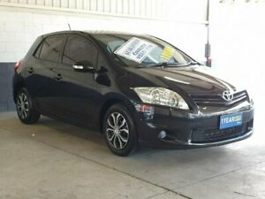 2012 Toyota Corolla ZRE152R MY11 Ascent Grey 4 Speed Automatic Hatchback Homebush Strathfield Area Preview