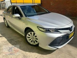 2019 Toyota Camry AXVH71R Ascent Silver 6 Speed Constant Variable Sedan Hybrid Campbelltown Campbelltown Area Preview