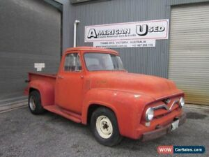Wanted 1955 Ford project truck