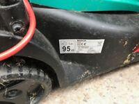 Bosch lawnmower 320ER