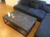 Sofa table (Rustic modern) - Very cheap