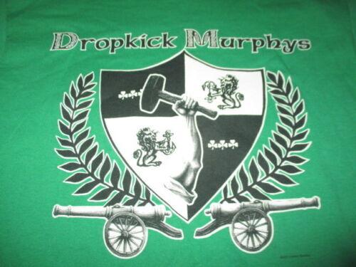 "2001 DROPKICK MURPHYS ""Sing Loud, Sing Proud!"" Concert Tour (LG) T-Shirt"