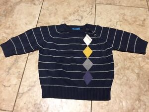Children's Place baby boy sweater, like new, size 6-9 months