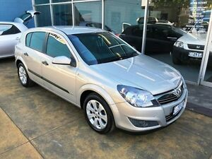 2008 Holden Astra AH MY08.5 60th Anniversary Silver 5 Speed Manual Hatchback Hobart CBD Hobart City Preview