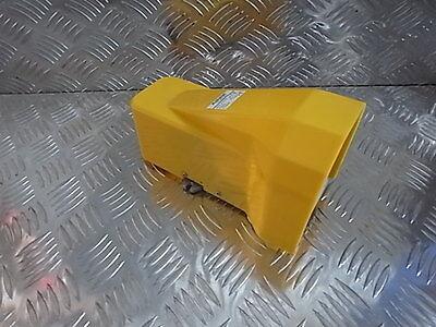 """Pneumatik Ventil 5/2  IG 1/4"""" Fußschalter mit Schutzhaube RASTEND ET4F210-08LG"""