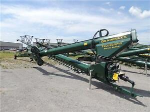 """2016 NuVision 7495 GrainMaxx Swing Auger - 14""""x95', telescoping"""