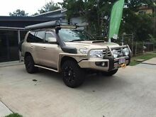 2008 Toyota Landcruiser 200 Saraha Gold 6 Speed Automatic Wagon Chermside Brisbane North East Preview