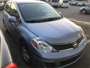 2009 Nissan Versa 1,8 SL