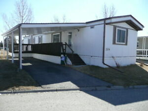 Updated Mobile home in active NW 45+ community