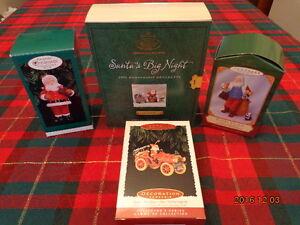 Collectible Hallmark Keepsake Ornaments