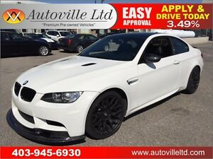 2009 BMW M3 SMG NAVI 90 Days No Payment
